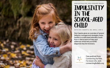Impulsivity and the school-aged child