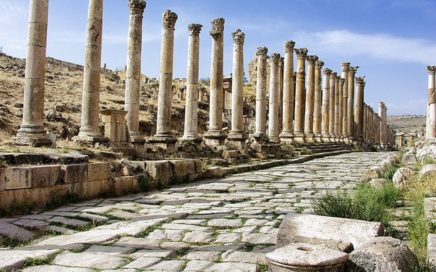 pillar during conflict